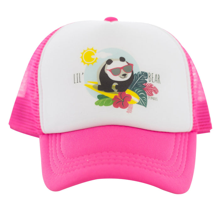 KID'S TRUCKER LITTLE BEAR HAT