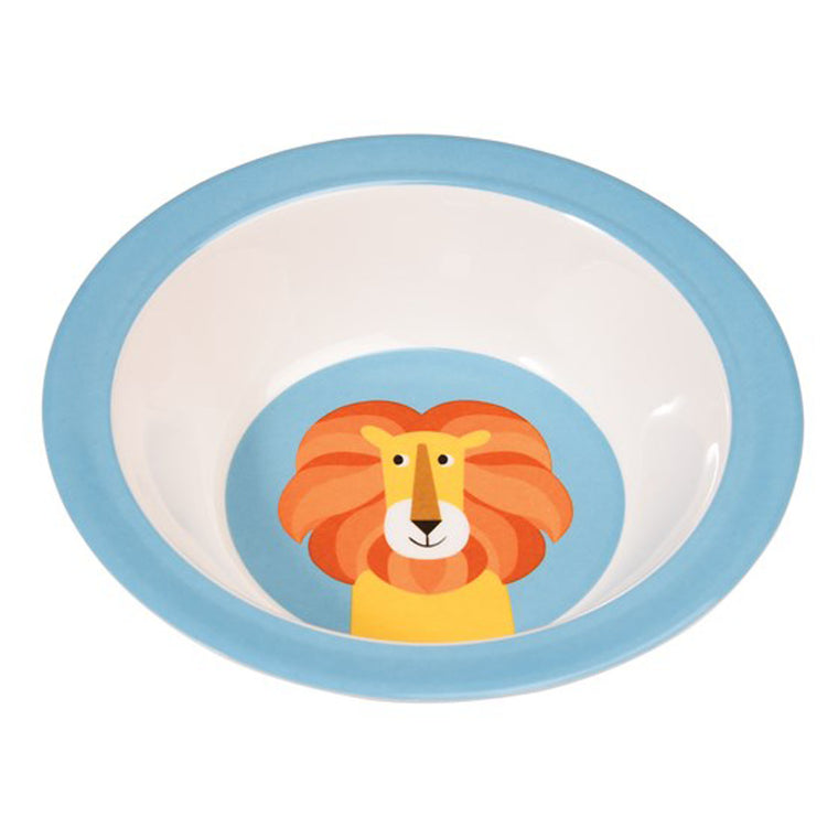 LION MELAMINE BOWL