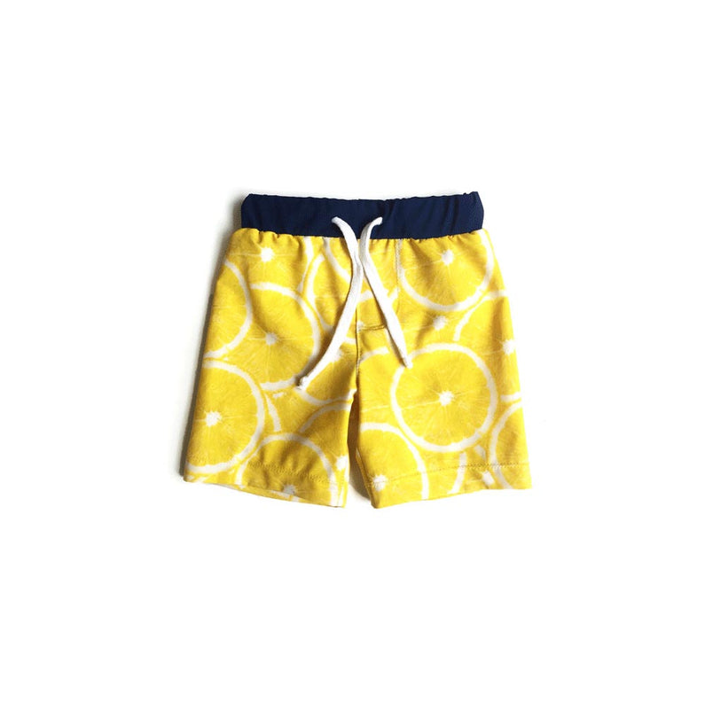 LEMON BOY SWIMSUIT - 18-24m