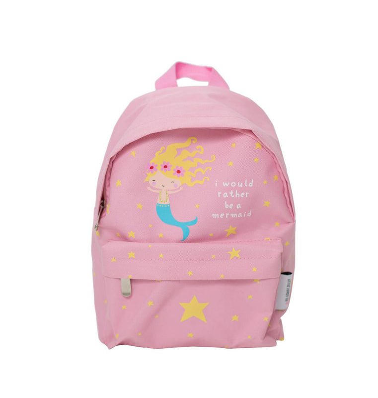 MINI BACKPACK MERMAID