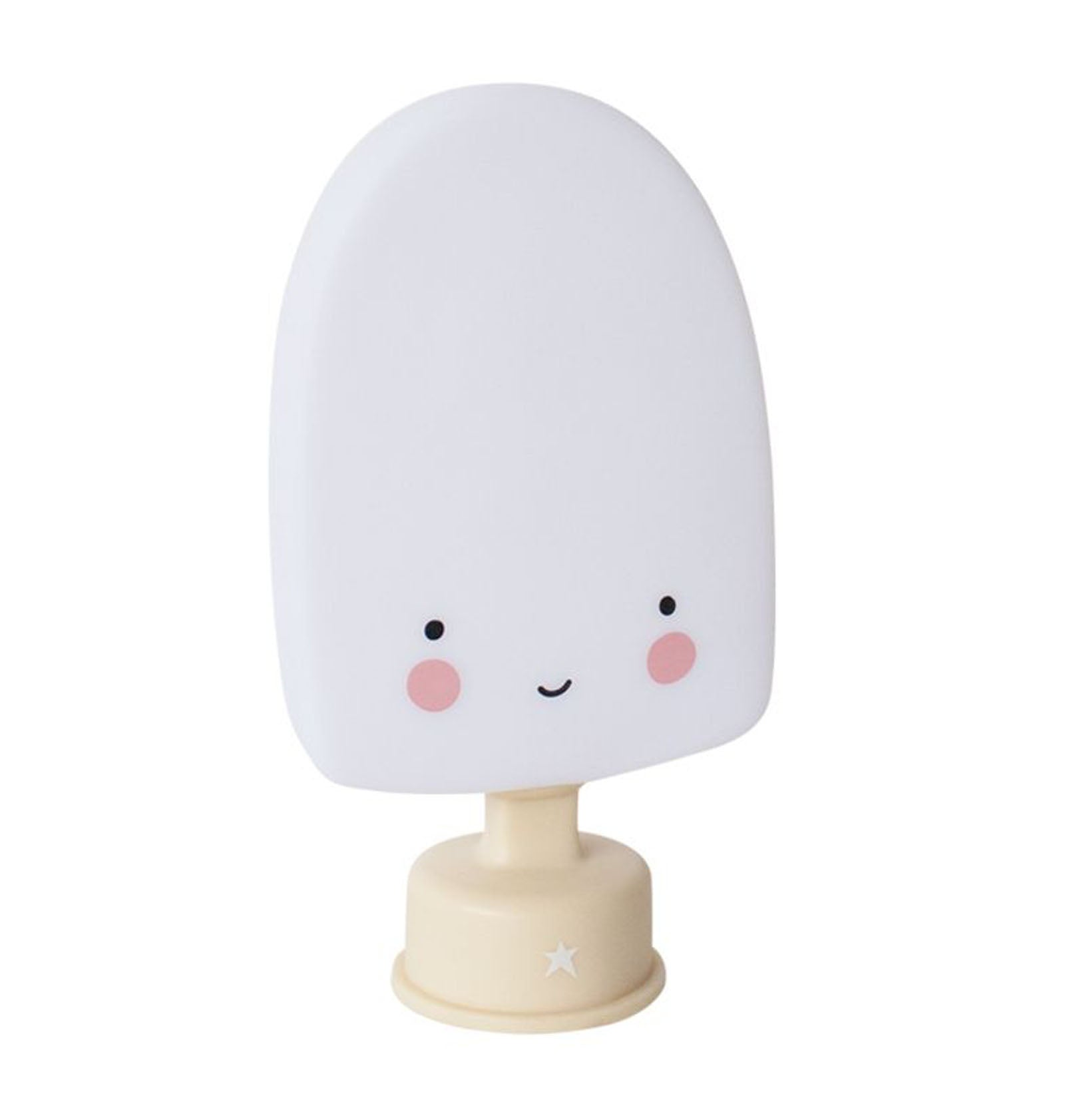 MINI POPSICLE LIGHT - WHITE