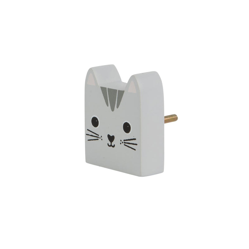 NORI CAT KAWAII FRIENDS DRAWER KNOB