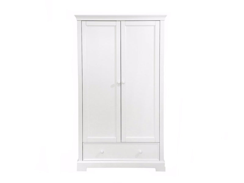 TWO DOOR WARDROBE - FRENCH LINE