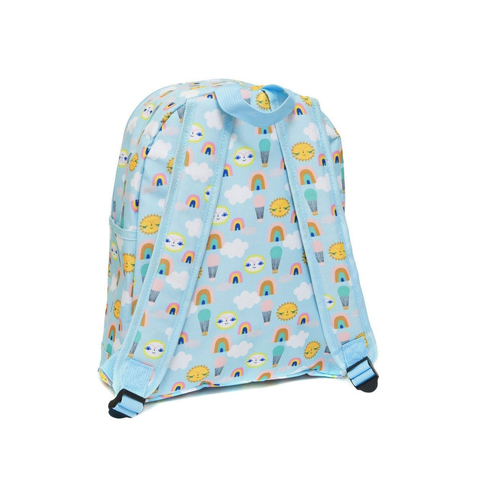 BACKPACK HOT AIR BALLOONS BLUE