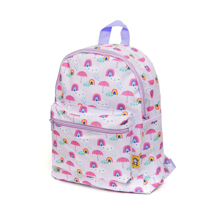 BACKPACK RAINY DAYS LILAC
