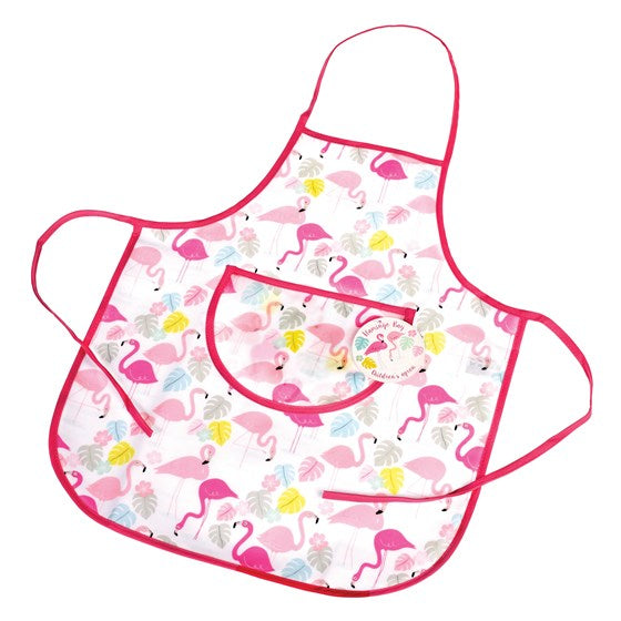 FLAMINGO BAY CHILDREN'S APRON