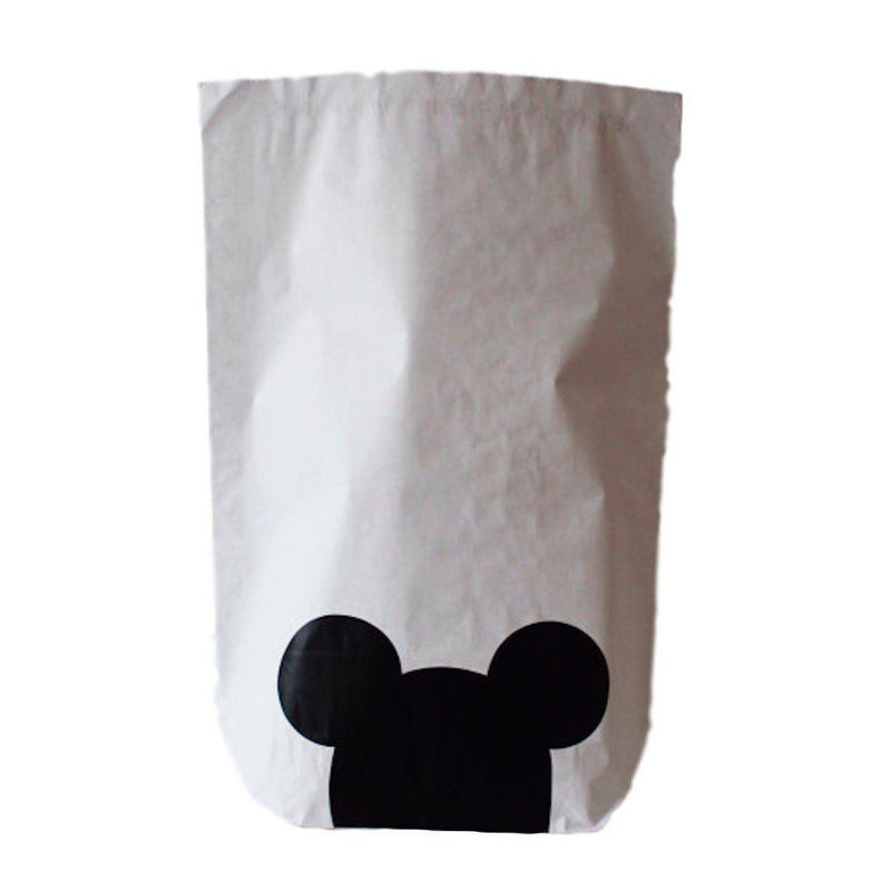 MICKEY MOUSE STORAGE HARD PAPER BAG - MEDIUM