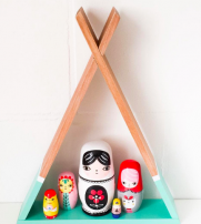TIPI SHELF - PINK