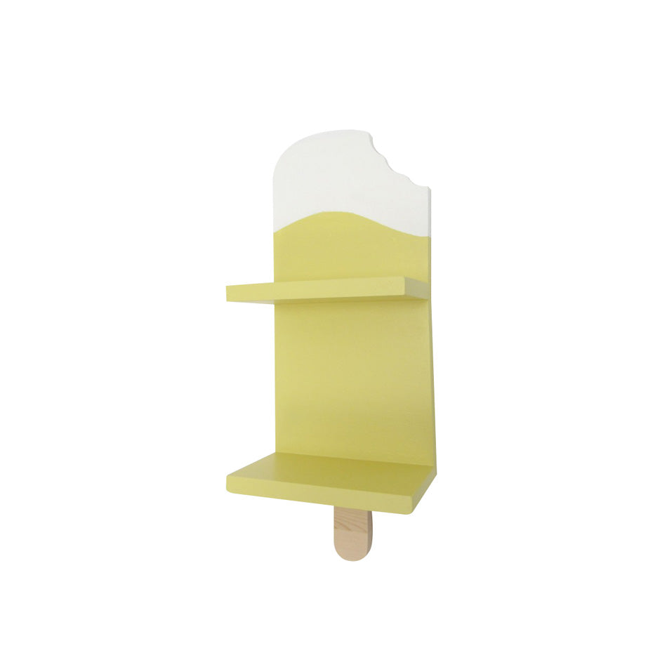 POPSICLE SHELF - YELLOW
