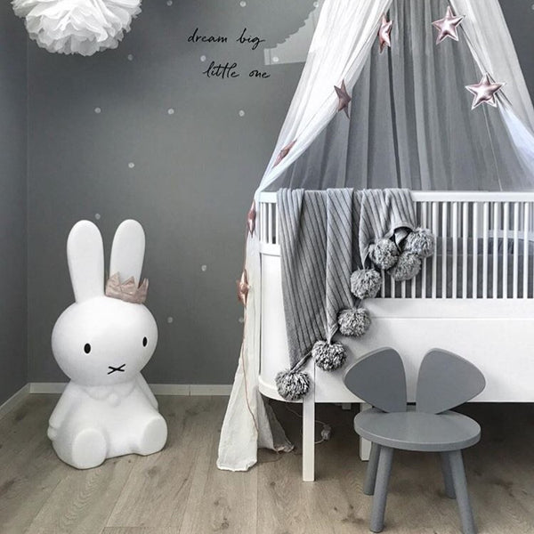 Nofred Mouse Chair GREY / PRE ORDER - Honey Tree Baby | Children's Toys | Teethers | Handmade Gift | Decor