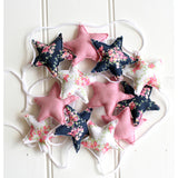 Alimrose Garland - WILDFLOWER & BLOSSOM (2m) - Honey Tree Baby | Children's Toys | Teethers | Handmade Gift | Decor