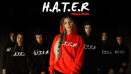 Magga Braco - Hater (Roast Yourself Challenge) Video Oficial