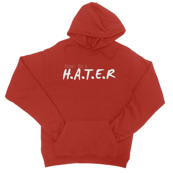 HATER College Hoodie