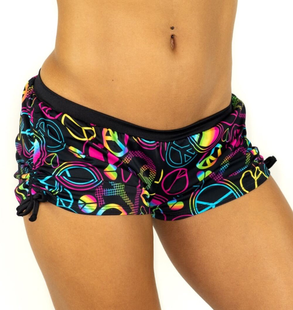 Peace & Love Shorts