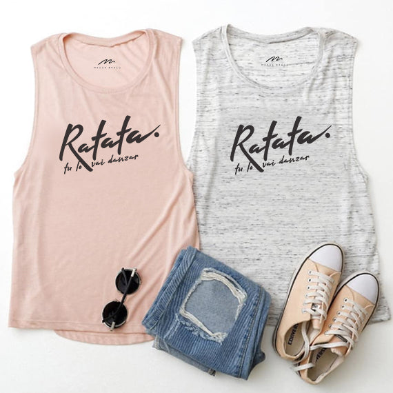 Ladies' Ratata Muscle Tank