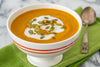 Turmeric and Ginger Curried Pumpkin Soup Video