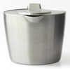 Hospitality Stainless Steel Teapot with Built in Strainer 14 oz.