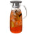 Mist Glass Ice Tea Jug for Cold-Brew, 50oz.