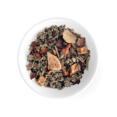 Chocolate Chip Banana Bread Herbal Tea, Botanical Blend, Caffeine Free, Loose Tea, 2 oz (18 servings)