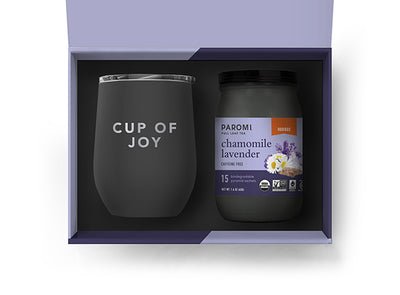 CUP OF JOY - Mug & Tea Set