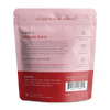 Organic Hibiscus Berry Herbal Tea, Caffeine Free, in Pyramid Tea Bags