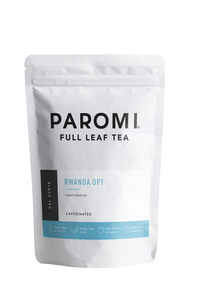 Rwanda Op1 Black Tea, Full Leaf, Caffeinated, Loose Tea, 2 oz  ( 18 servings )