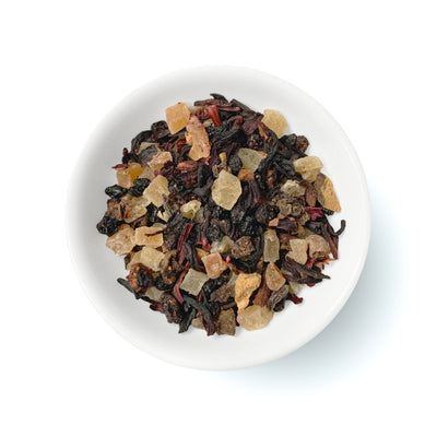 Resort Blend Fruit Tea, Fruit Infusion, Caffeine Free, Loose Tea, 4 oz (28 servings)