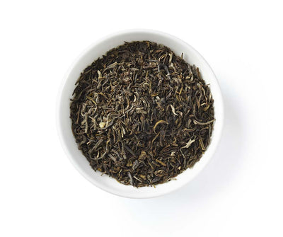 Jasmine Green Tea, Full Leaf, Light Caffeine, Loose Tea, 2 oz (18 servings)