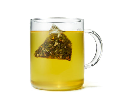 Paromi Tea Black Tea & Green Tea Trial Pouch, 3 Organic Black Teas & 2 Organic Full Leaf Green Teas