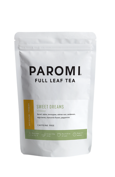Sweet Dreams Herbal Tea, Caffeine Free, Loose Tea, 2 oz, 18 servings