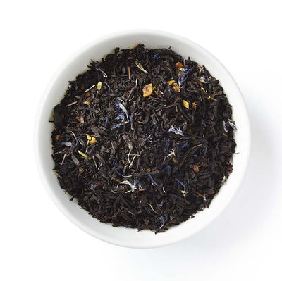 Earl Grey Crème Black Tea, Full Leaf, Caffeinated, Loose Tea, 2 oz (18 servings)