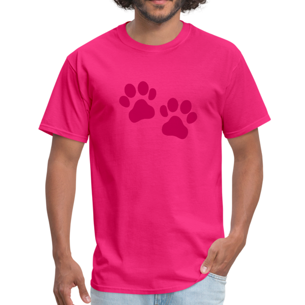 Men's T-Shirt - fuchsia