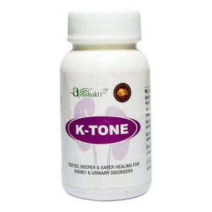 Ayushakti K - Tone Tablet For HealthCare- 60 TABS Available