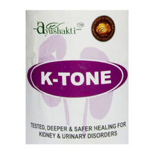 Ayushakti K - Tone Tablet For HealthCare- 60 TABS