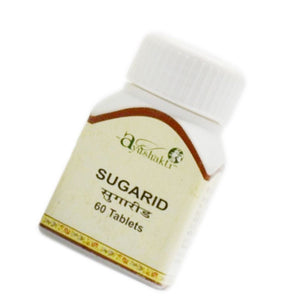 Ayushakti Sugarid Tablets For HealthCare- 60 TABS