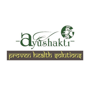 Ayushakti Sukesha Tablets -reduces hair fall and promotes healthy growth-30 Tabs