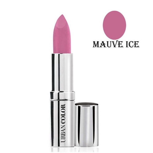 Urban Color Crème Glam Lipstick With Sun Protection- Mauve Ice