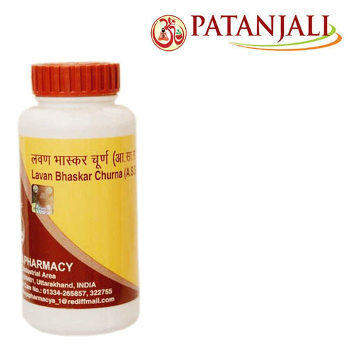 Patanjali Lavan Bhaskar Churna (Powder)- (100Gm)