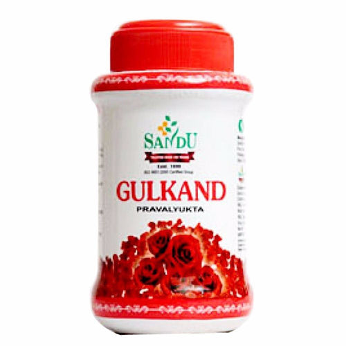 Sandu Gulkand Pravalyukta For Cooling 400GM 100% Pure&Natural Available