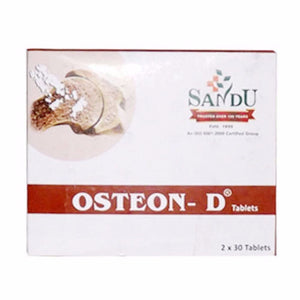 Sandu Pharmaceuticals Osten-D 30 Tablets 100% Pure&Natural Available