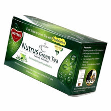 100% Pure Nutrus Green Tea Lemon- 20 sachets