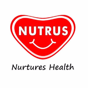 100% Nutrus Green Tea Natural Lemon Flavouring  60 sachets Healthy Body