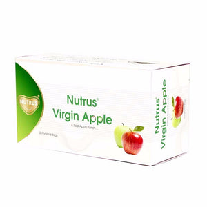 100% Nutrus Healthcare Virgin Apple (20 Tea Bags)- Good For Healthy Body