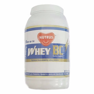 Nutrus 100% Whey BC Vanilla 450 gm For Essential Nutrients With Best Of Protein Powder