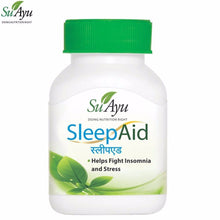 100% SuAyu SleepAid Capsules Helps Fight Insomnia,Stress 30 Capsules Available