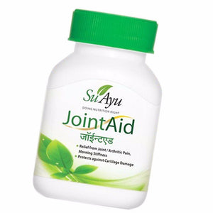 100% Natural Ayurvedic SuAyu Joint Aid Capsules For Join Pain