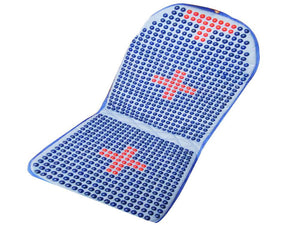 Acupressure Car Seat/Cushion - Back Pain Fits Car,Taxi,Truck,Van,Home Office