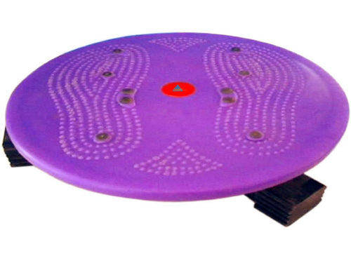 Exercise Twister Acupressure Gym Stand DISC Pyramid