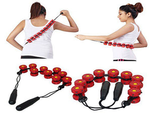 Acupressure Magnetic Wheel Massager- Body Massage