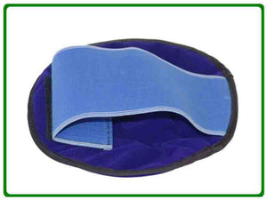 Acu. Magnetic Knee Support Velvet Belt-Treats Arthritis,Joint Pain,Knee Pain